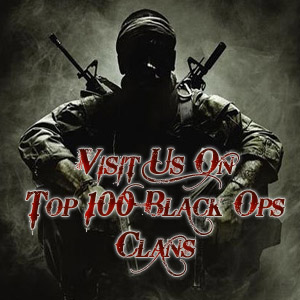Top 100 Black Ops Clans